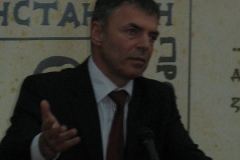 Министър Сергей Игнатов в ШУ
