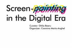 """<h6 style=""""color:#fff;"""">Screen-painting in the Digital Era</h6>"""