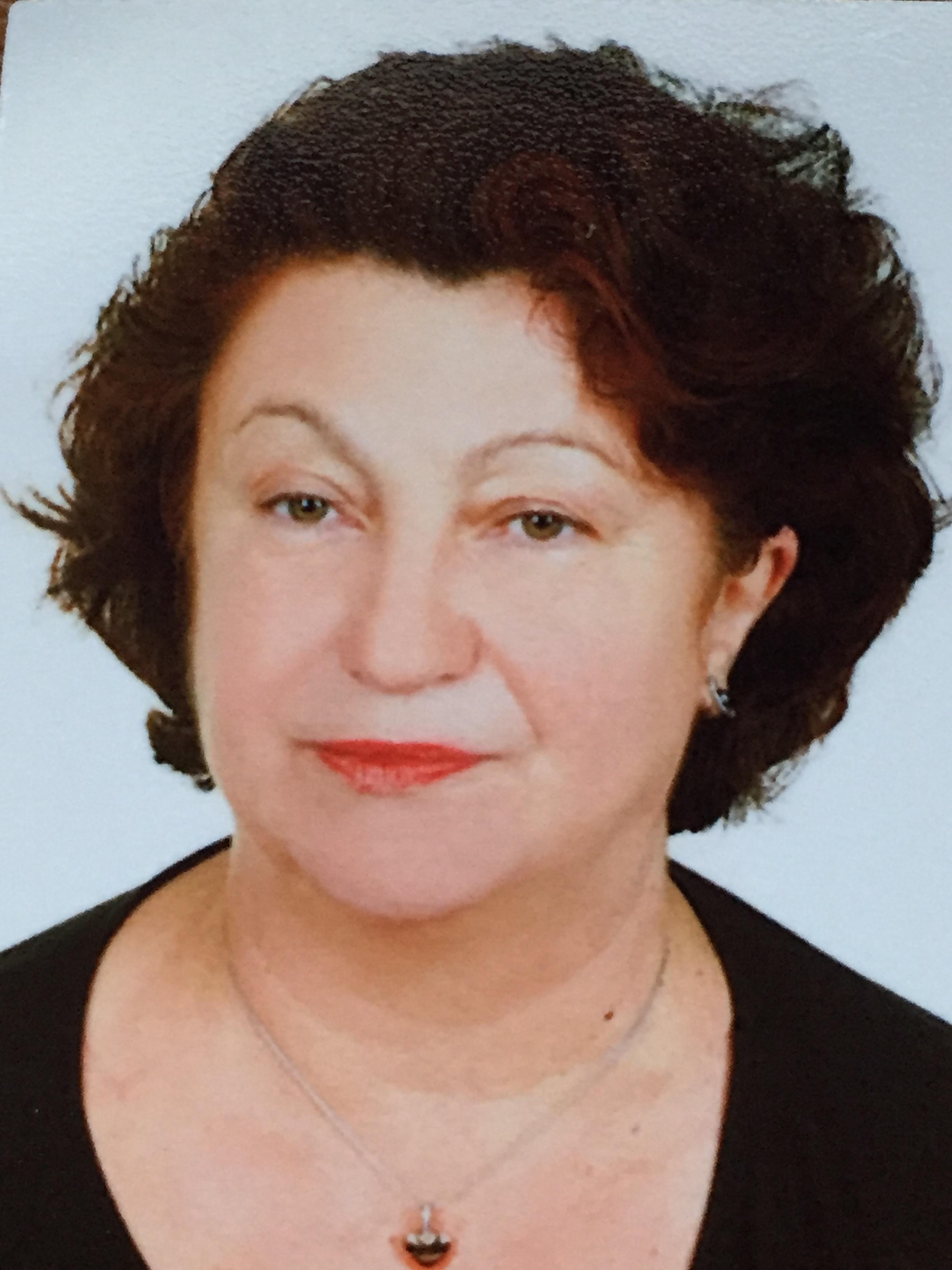Проф. д-р    Меглена Живкова Апостолова